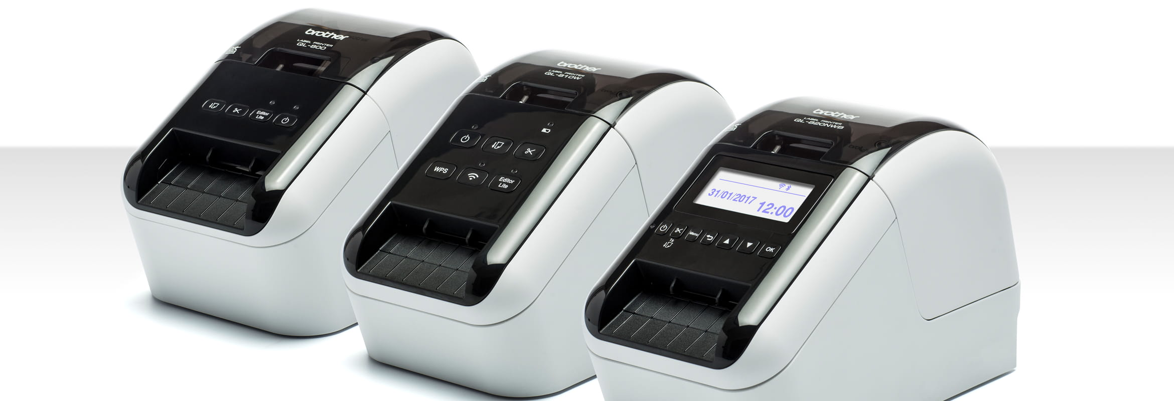 QL-800 Label Printer Range