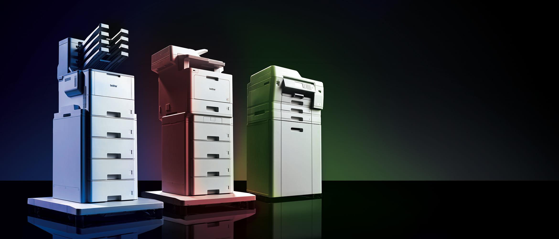 SMB printer range