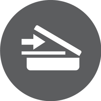 Skanner symbol