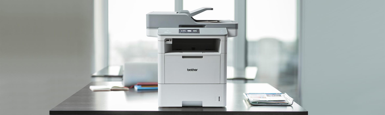 MFC-L6900DW business mono laser printer