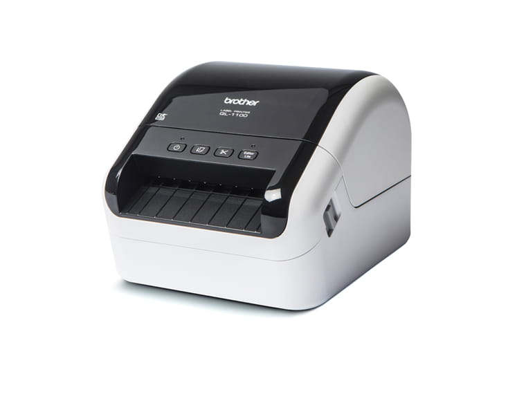 QL-1100 label printer