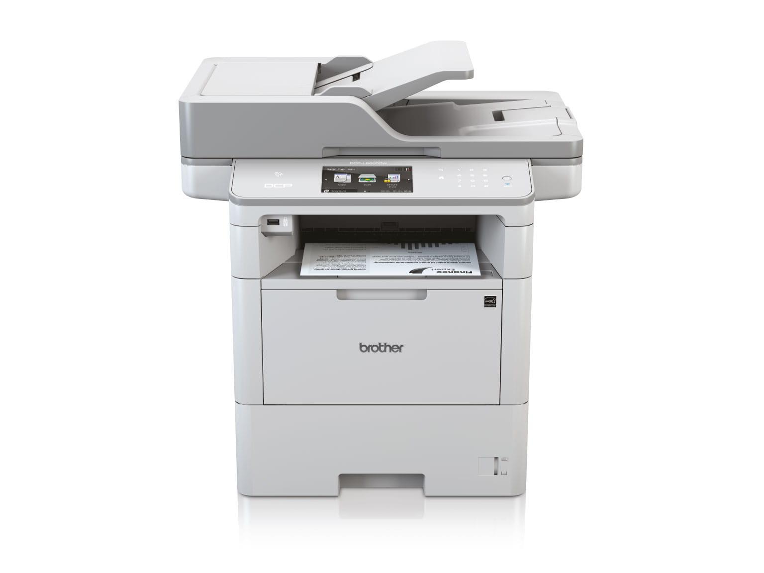 Laserskrivare monochrome Brother DCP-L660DW
