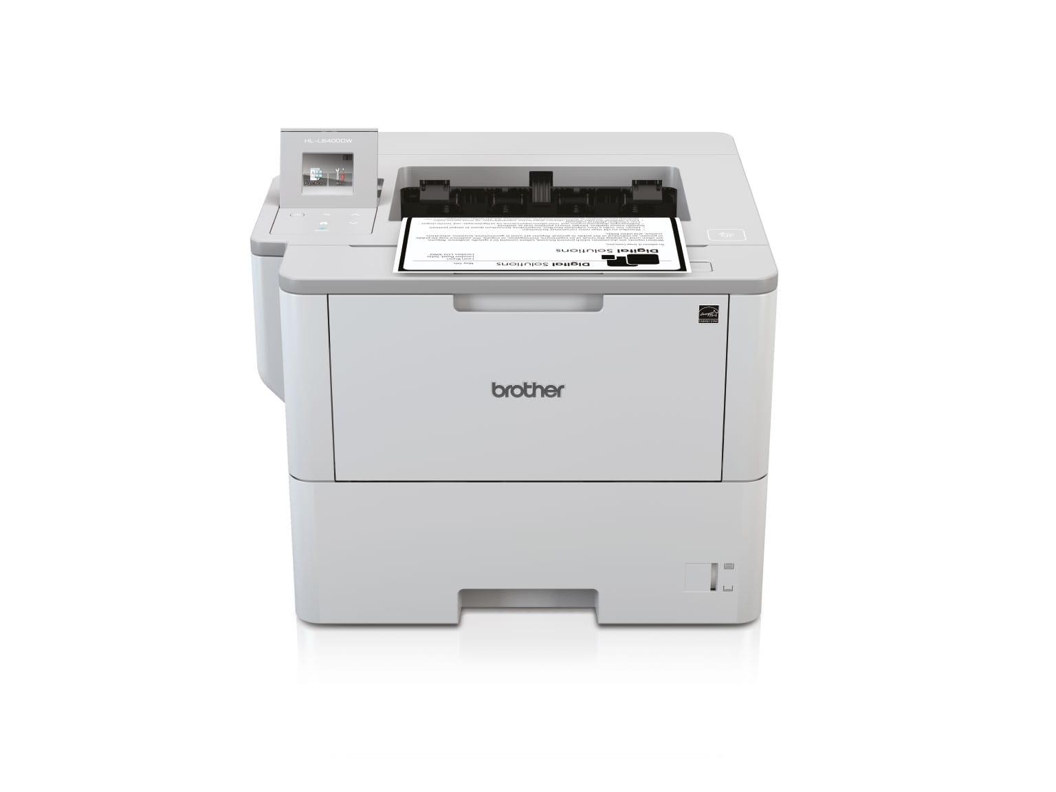 Laserskrivare monochrome Brother HL-L6400DW