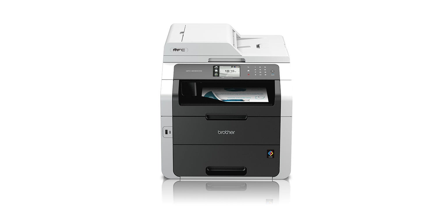 Färglaser multifunktion Brother MFC-9330CDW