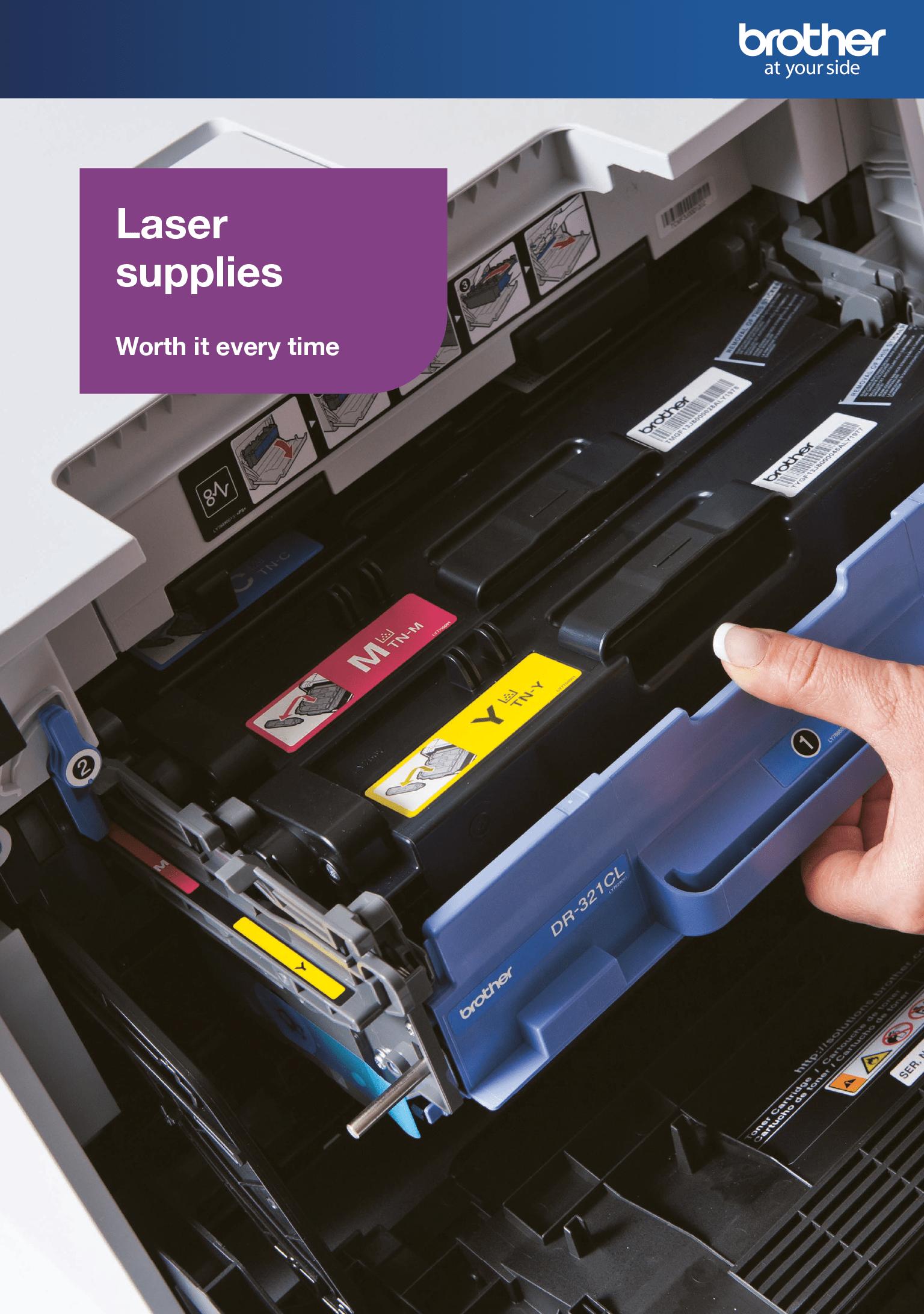 Lathund förbrukning laser