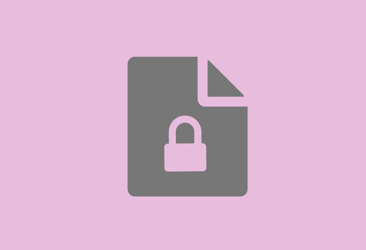 Icon demonstrating the security benefits of MPS