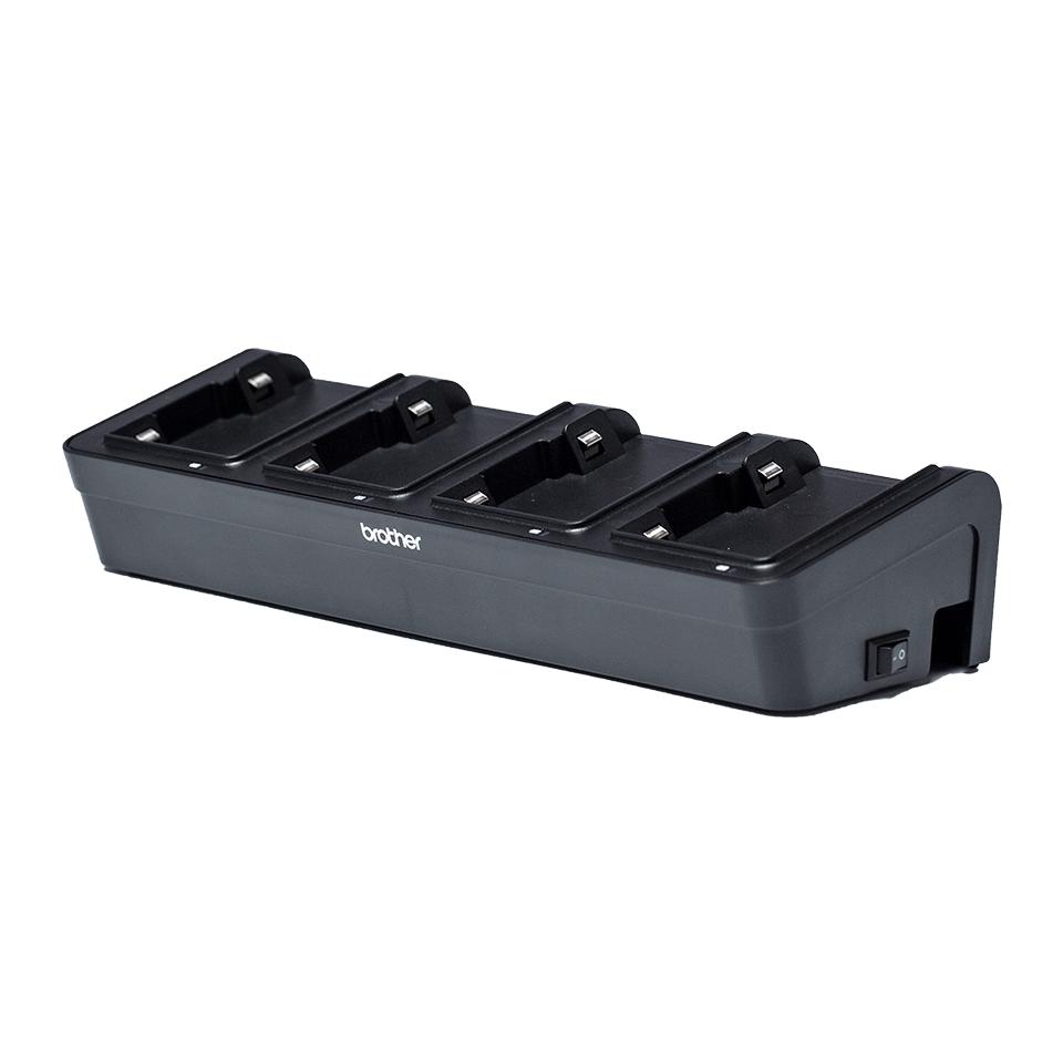 Brother PA-4BC-001 batteriladdare för 4 batterier 3
