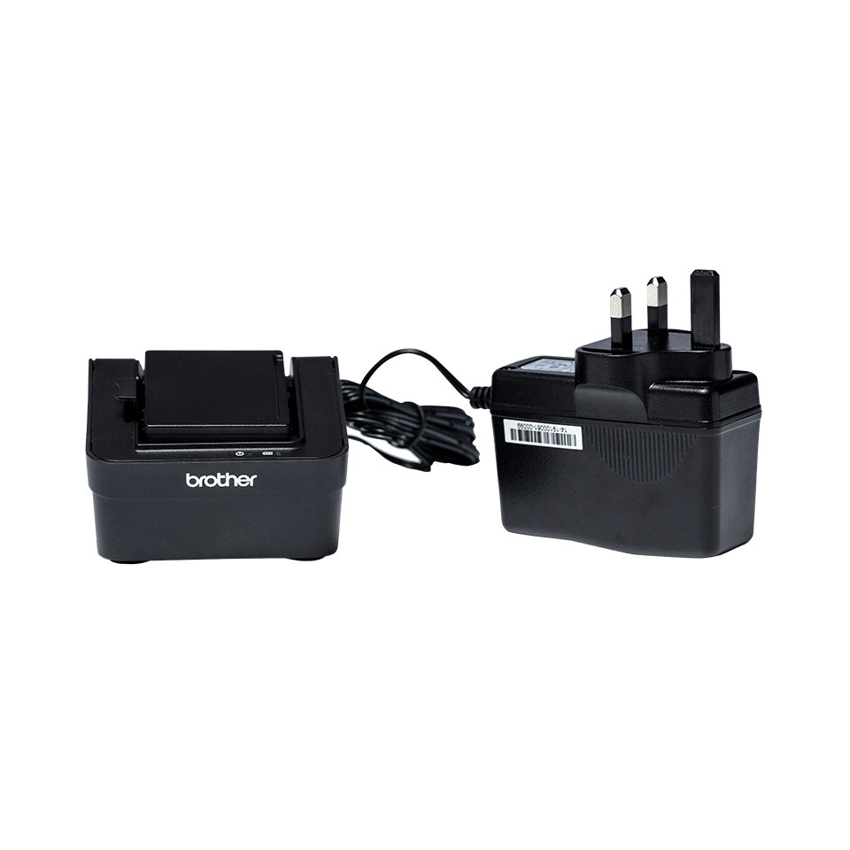 Brothers PA-BC-005 batteriladdare för 1 batteri 4