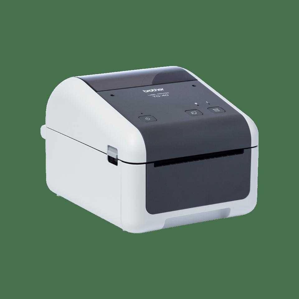 TD-4410D högkvalitativ etikettskrivare för skrivbordet 3