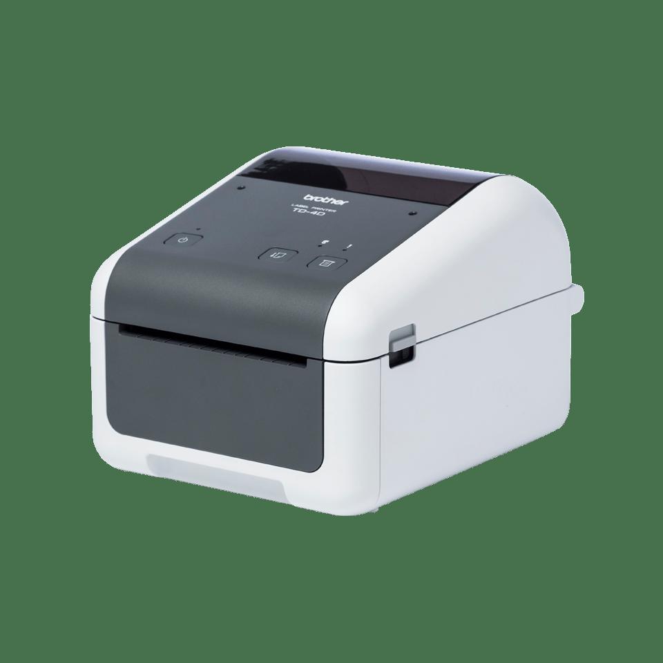 TD-4420DN högkvalitativ, nätverksklar etikettskrivare för skrivbordet 2