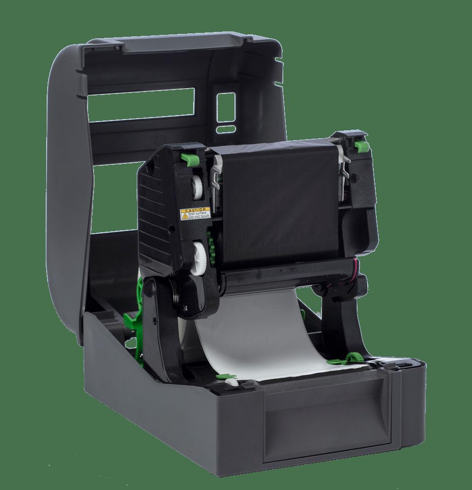Brother TD-4520TN etikettskrivare för skrivbordet med termotransferteknik 4