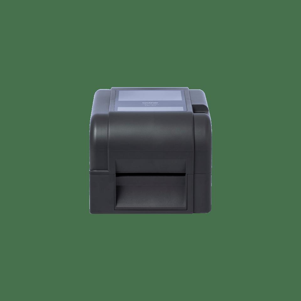 Brother TD-4520TN etikettskrivare för skrivbordet med termotransferteknik