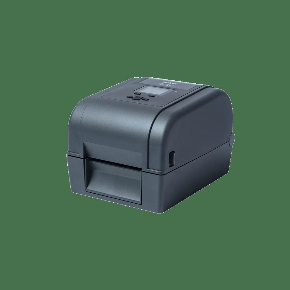 Brother TD-4750TNWBR etikettskrivare för skrivbordet 2
