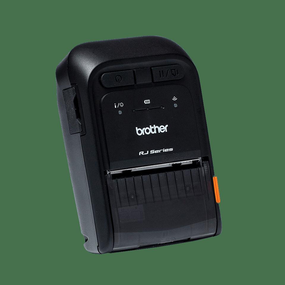 Brother RJ-2055WB mobil kvittoskrivare 2