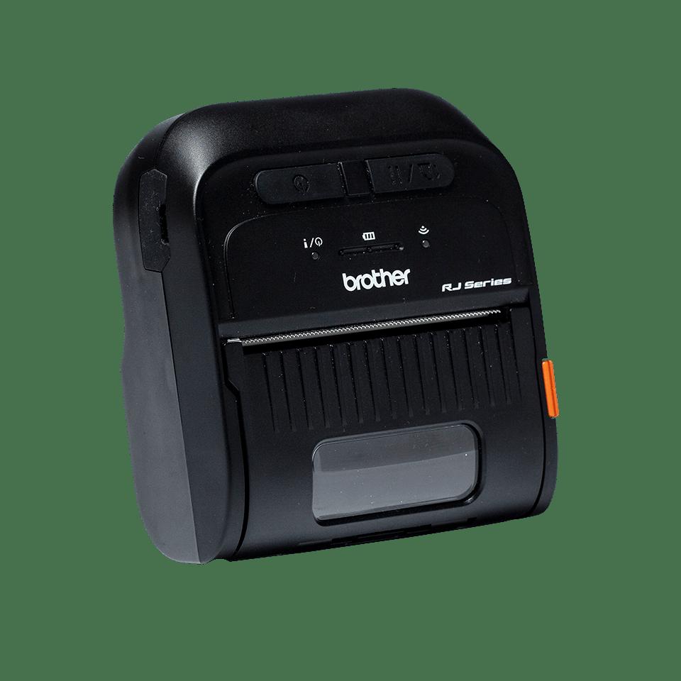 Brother RJ-3055WB mobil märkmaskin och kvittoskrivare 2