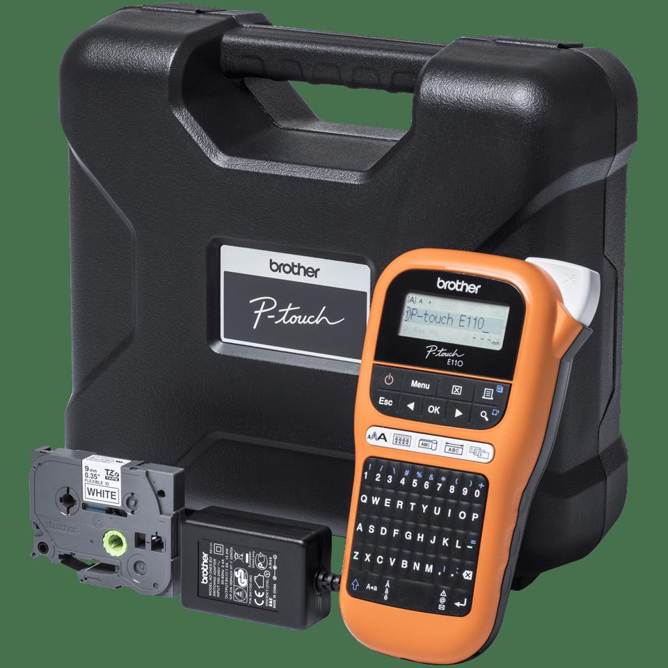 Brother P-touch PT-E110VP märkmaskin för industribruk 4