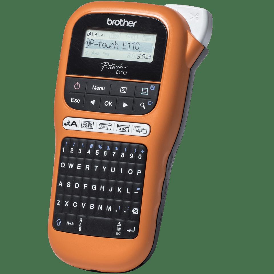 Brother P-touch PT-E110VP märkmaskin för industribruk 2