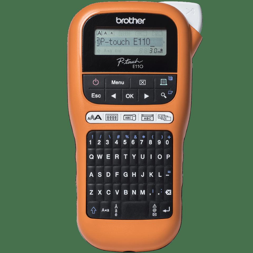 Brother P-touch PT-E110VP märkmaskin för industribruk