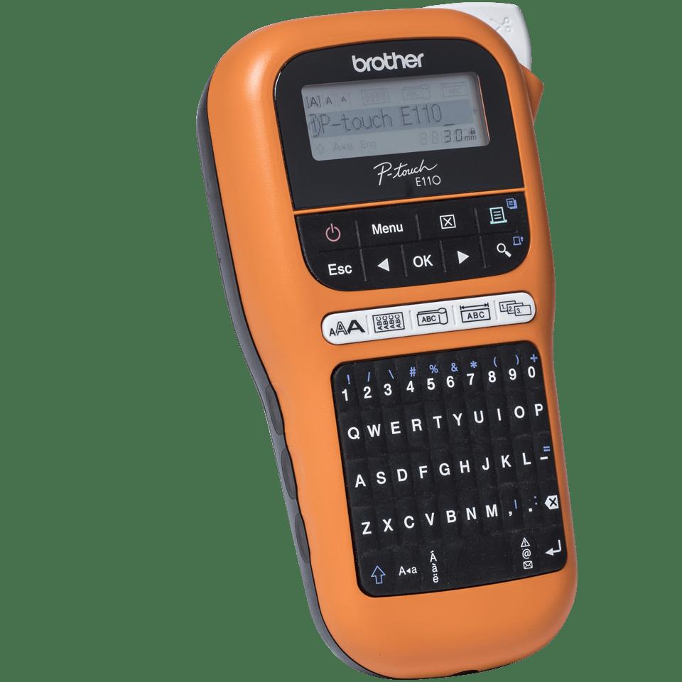Brother P-touch PT-E110VP märkmaskin för industribruk 3