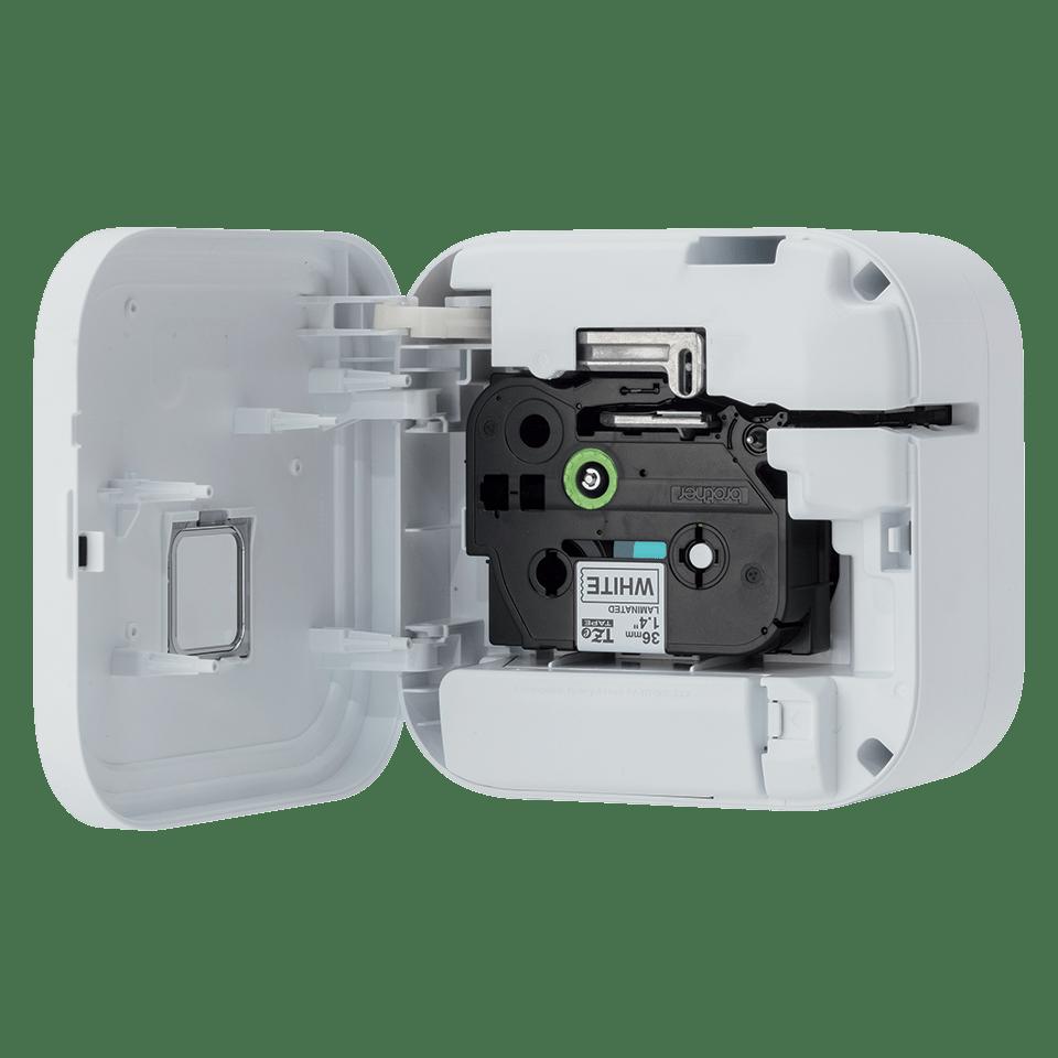 P-touch CUBE Pro (PT-P910BT) uppladdningsbar märkmaskin med Bluetooth 11