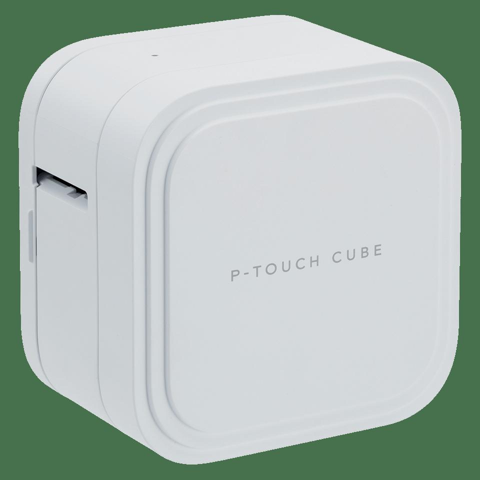 P-touch CUBE Pro (PT-P910BT) uppladdningsbar märkmaskin med Bluetooth 2