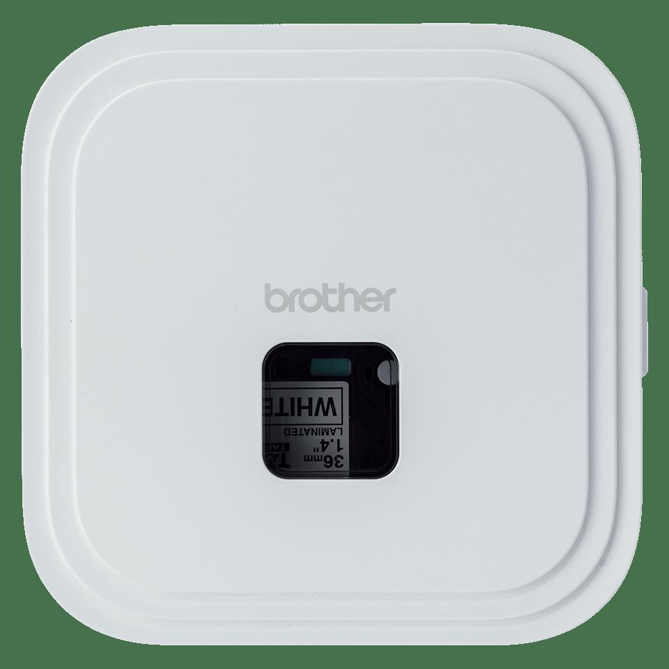 P-touch CUBE Pro (PT-P910BT) uppladdningsbar märkmaskin med Bluetooth 3