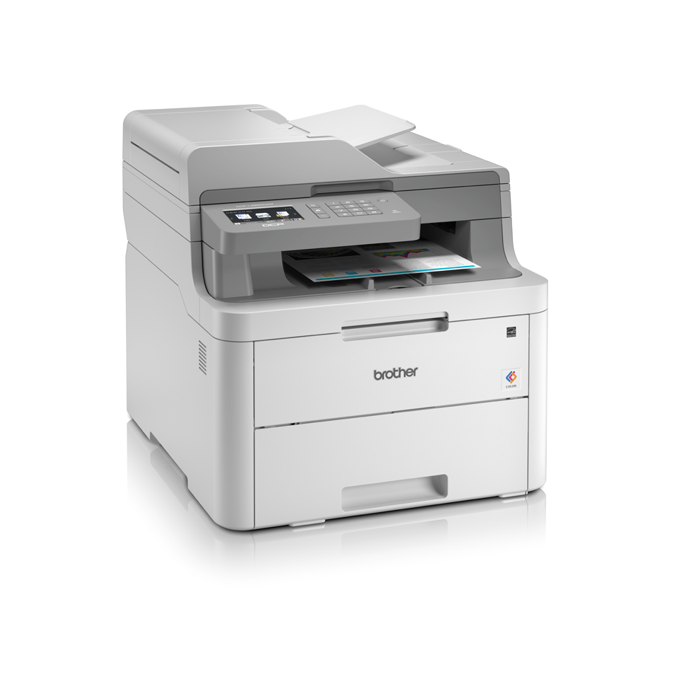 DCP-L3550CDW  trådlös allt-i-ett färgskrivare  3