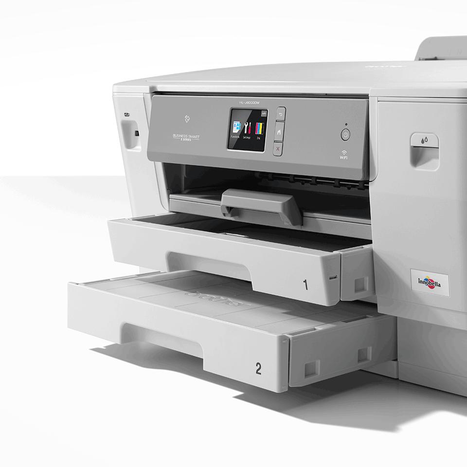 HL-J6000DW Trådlös A3 bläckstråleskrivare i färg för A3 6