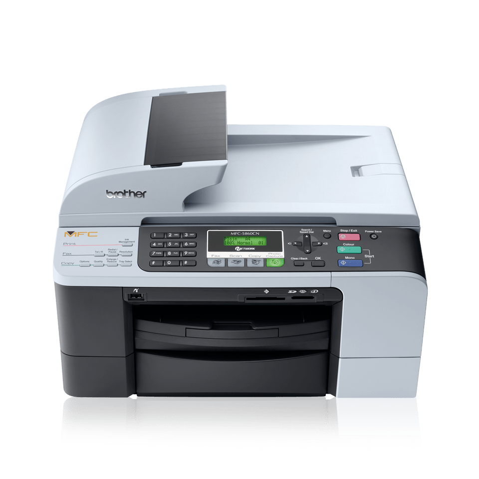 MFC-5860CN 1