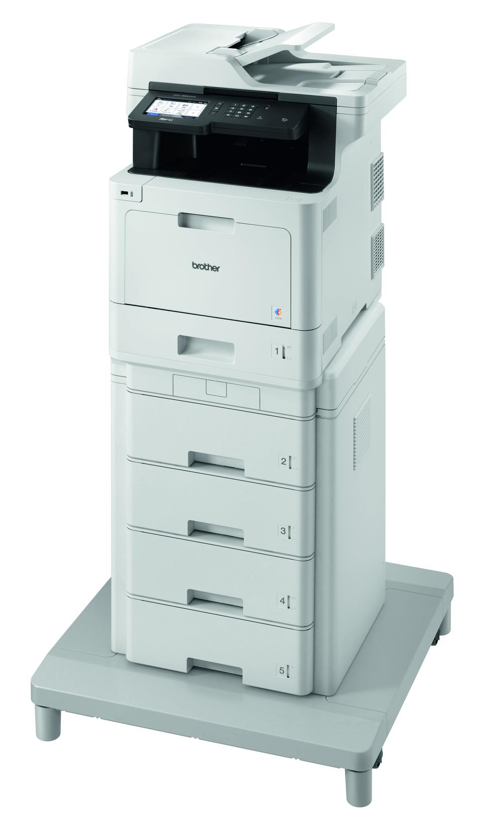 MFC-L8900CDWMT Professionell, trådlös allt-i-ett färglaserskrivare 2