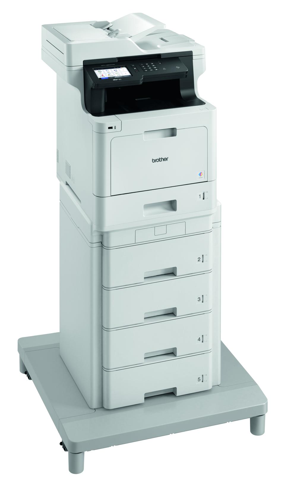 MFC-L8900CDWMT Professionell, trådlös allt-i-ett färglaserskrivare 3