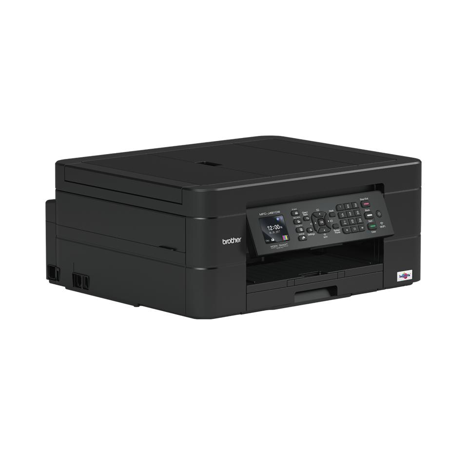 MFC-J491DW allt-i-ett bläckstråleskrivare med trådlös nätverksanslutning  2