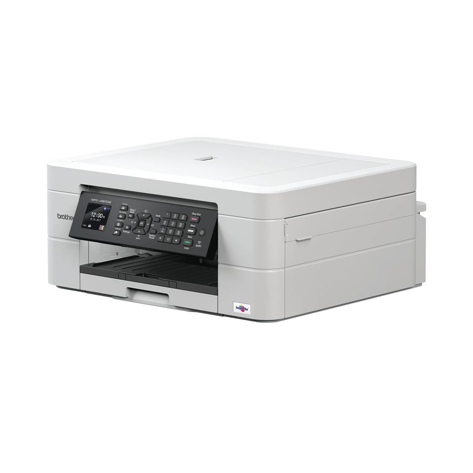 MFC-J497DW  allt-i-ett bläckstråleskrivare med trådlös nätverksanslutning