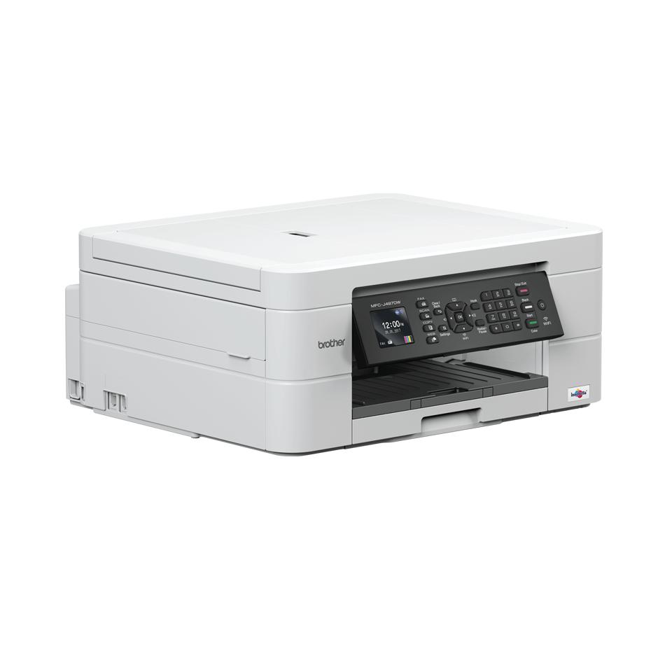 MFC-J497DW  allt-i-ett bläckstråleskrivare med trådlös nätverksanslutning 2