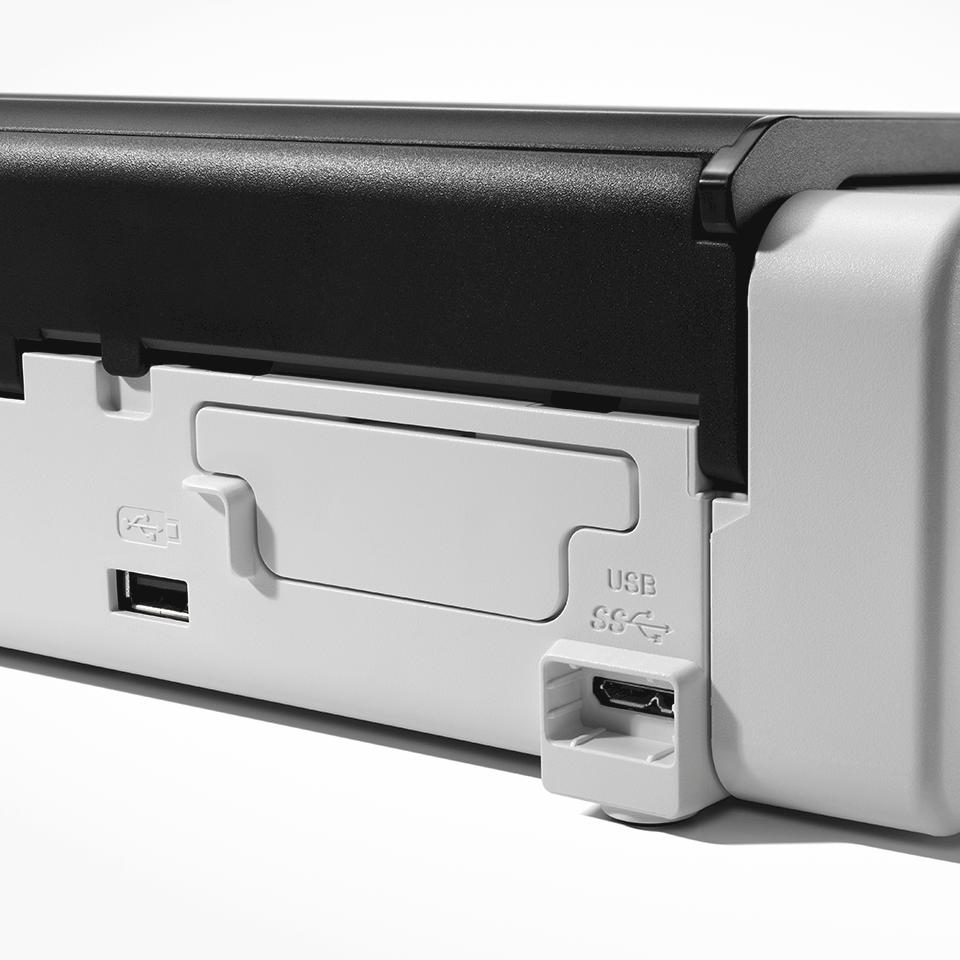 ADS-1200 Bärbar, kompakt dokumentskanner 7