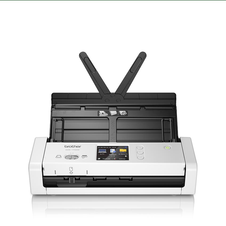 ADS-1700W Smart dokumentskanner 5