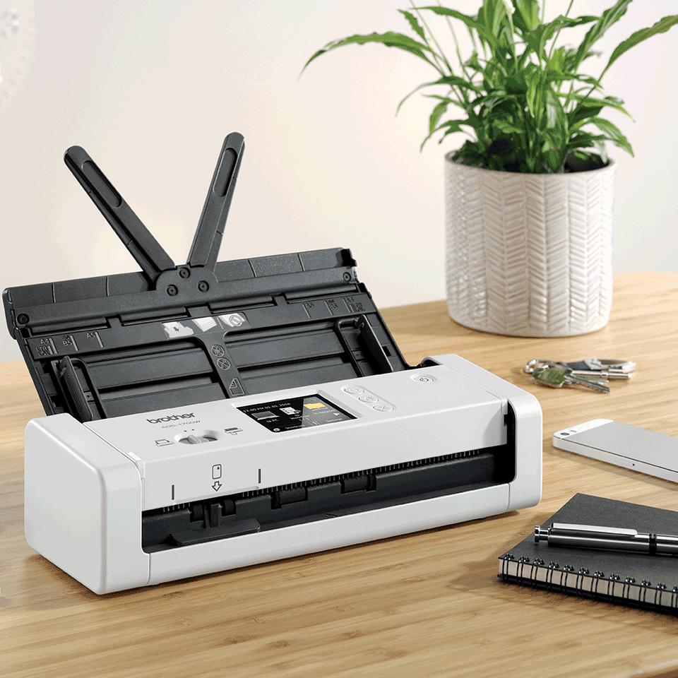 ADS-1700W Smart dokumentskanner 6