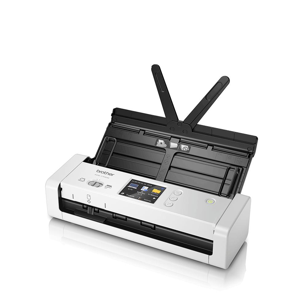 ADS-1700W Smart dokumentskanner 2