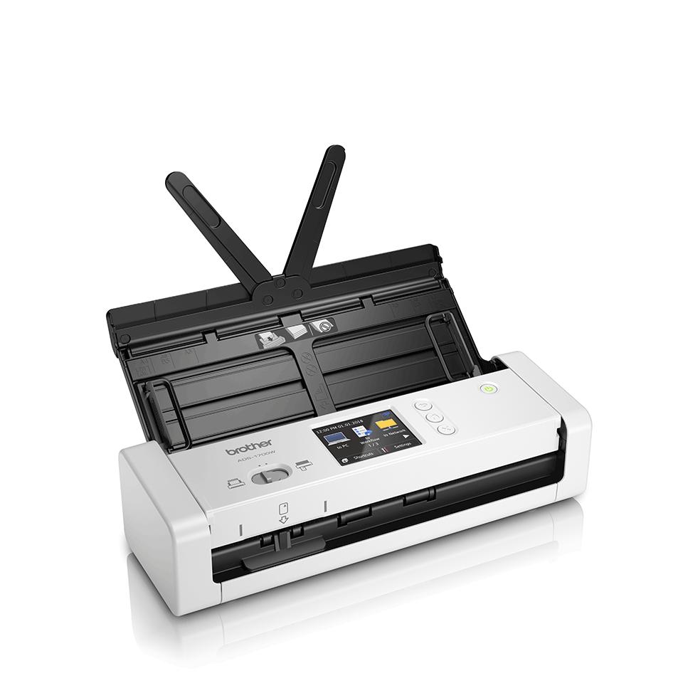 ADS-1700W Smart dokumentskanner 3