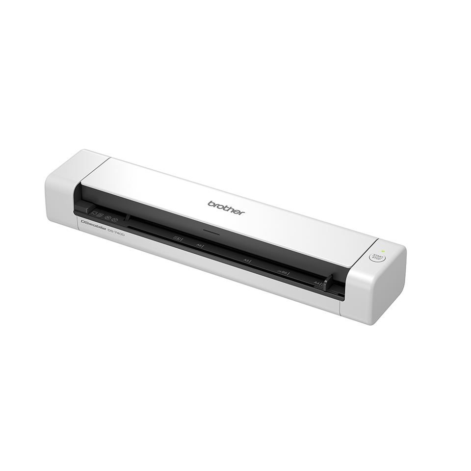 Brother DSmobile DS-740D bärbar dokumentskanner 2