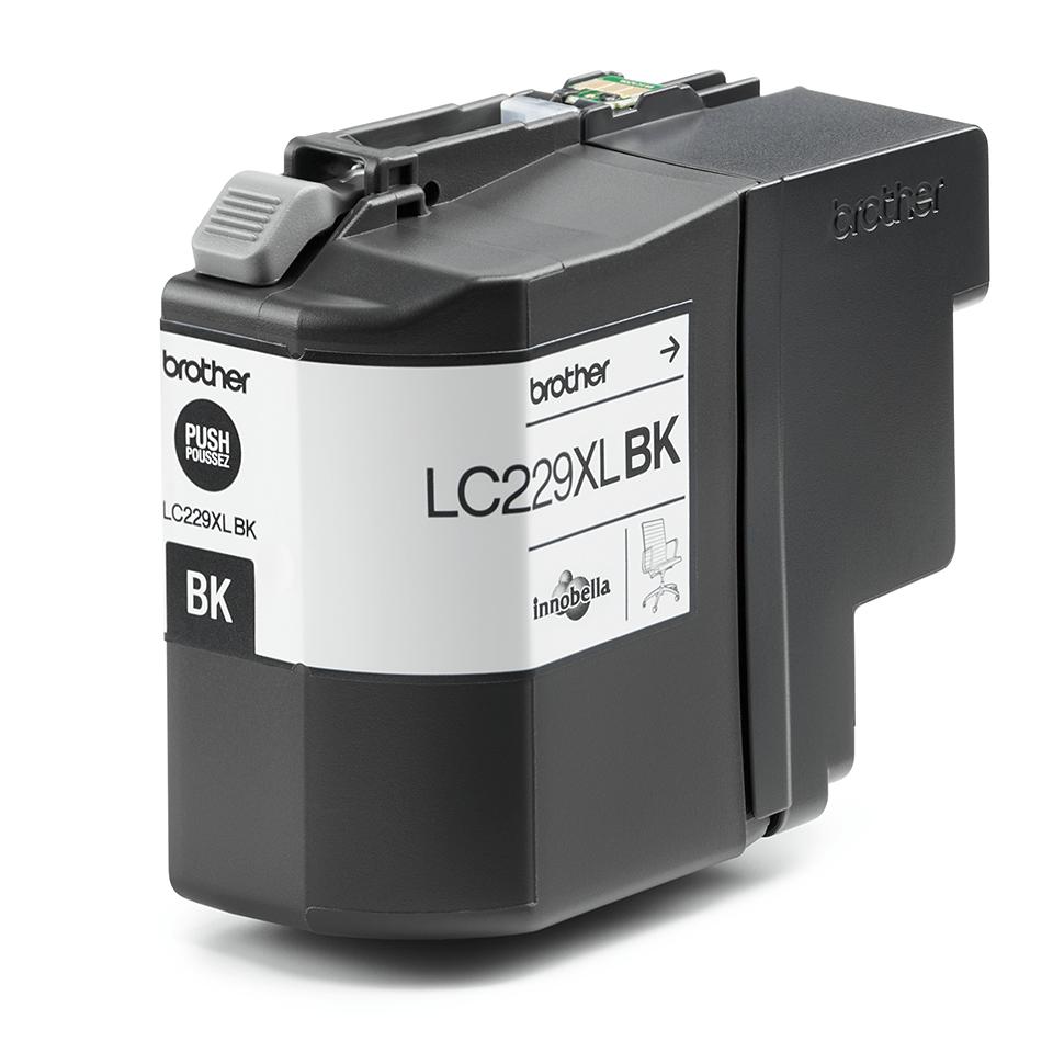 Brother Original LC229XLBK XL Bläckpatron med hög kapacitet - Svart
