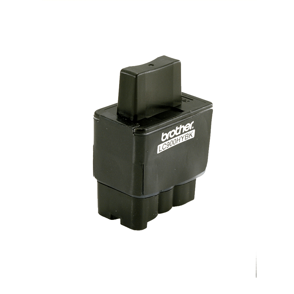 Brother original LC900HYBK bläckpatron med hög kapacitet – svart