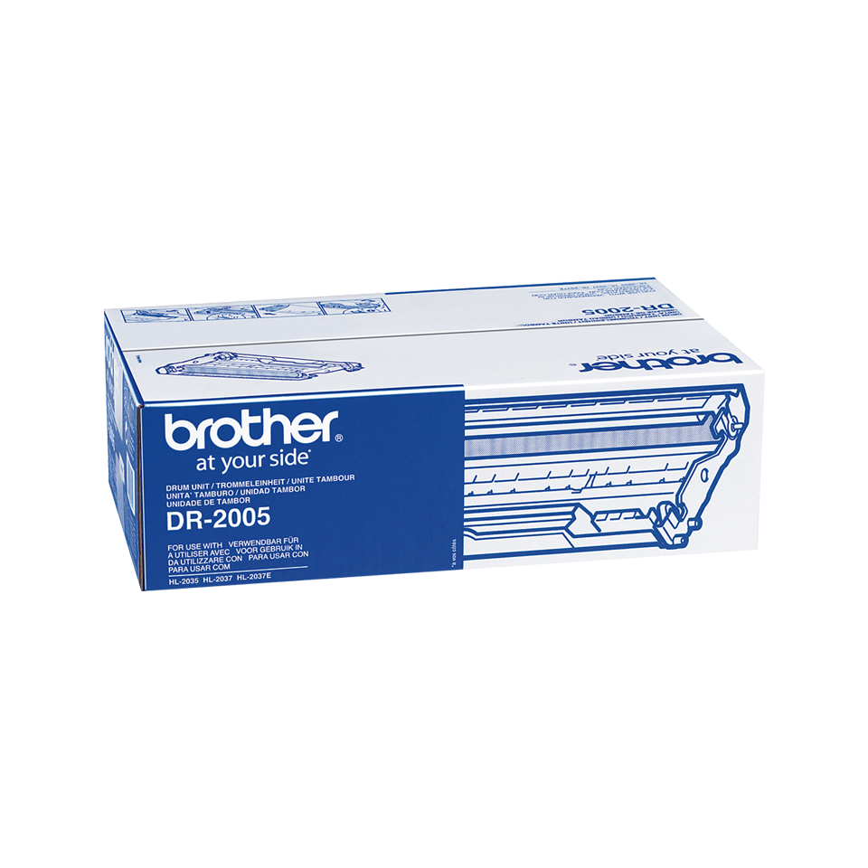 Brother original DR2005 trumma 2