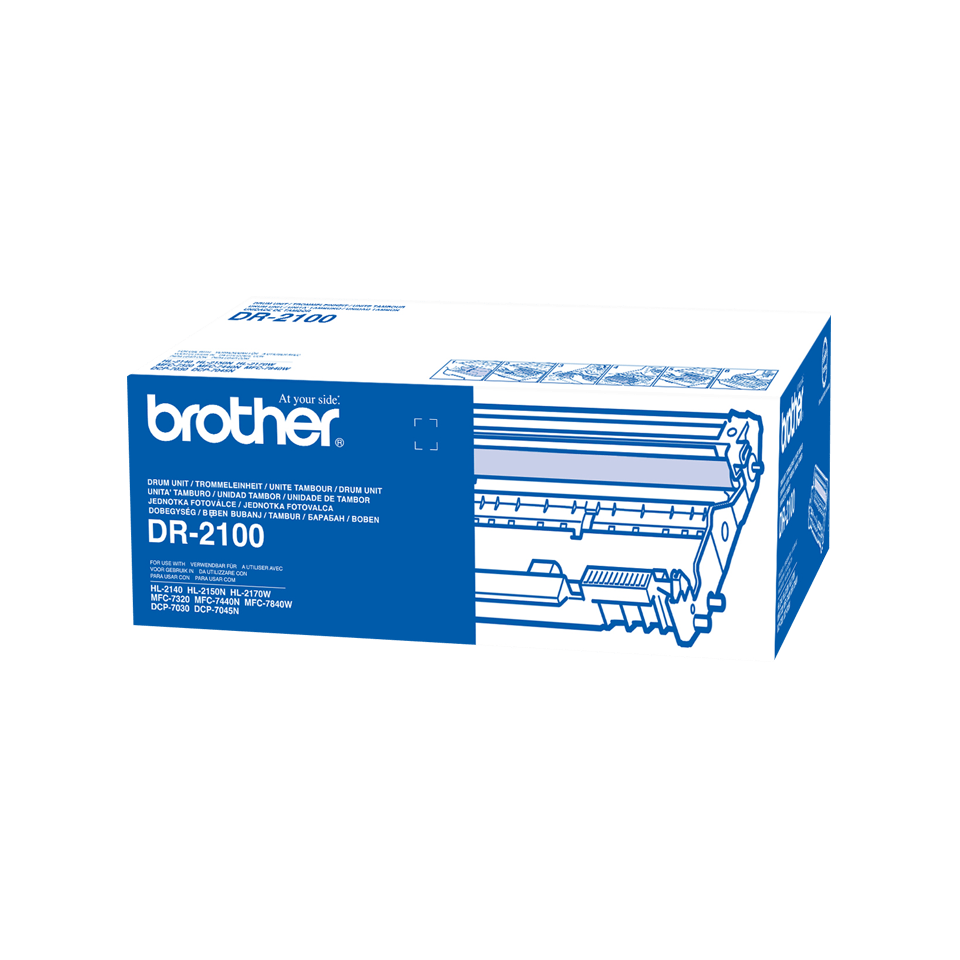 Brother original DR2100trumma