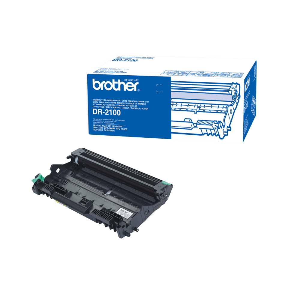 Brother original DR2100 trumma 2