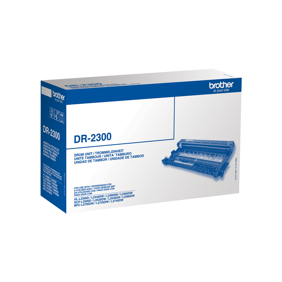 Brother original DR2300 trumma 2
