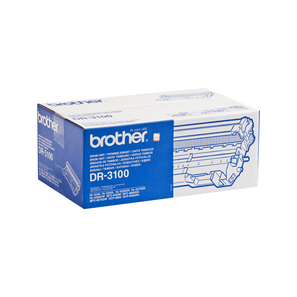 Brother original DR3100 trumma 2