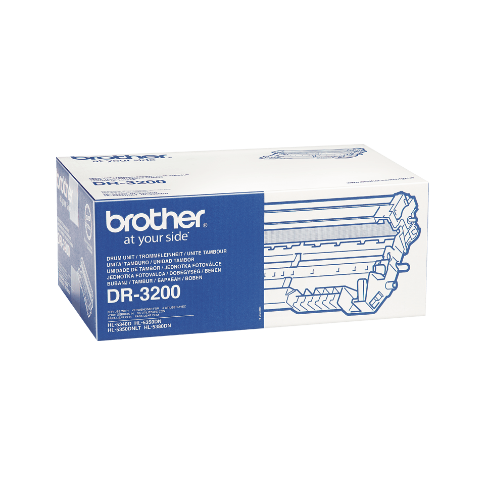 Brother original DR3200 trumma 2