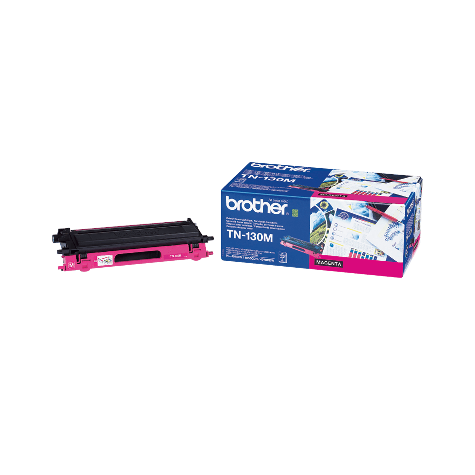 Brother original TN130M tonerkassett – magenta 2