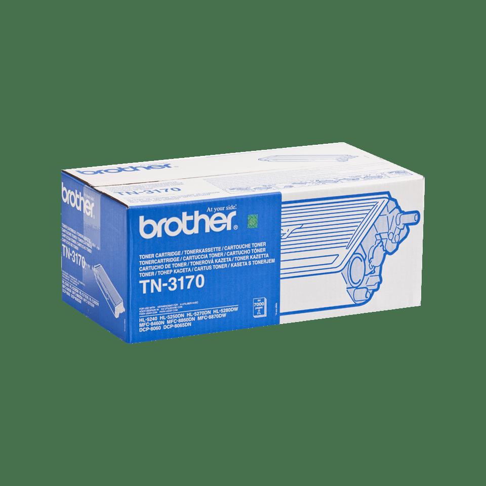 Brother TN-3170 original tonerkassett med hög kapacitet - Svart 2